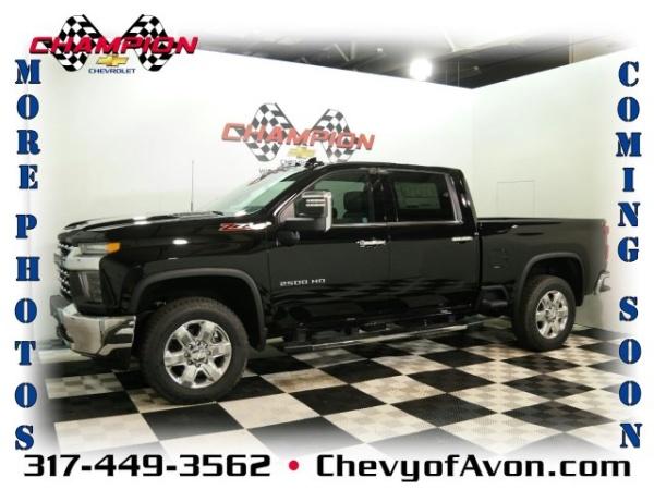 2020 Chevrolet Silverado 2500HD in Avon, IN