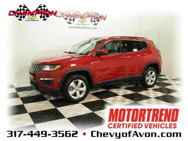 2018 Jeep Compass in Avon, IN