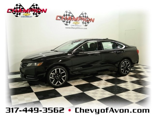 2019 Chevrolet Impala in Avon, IN