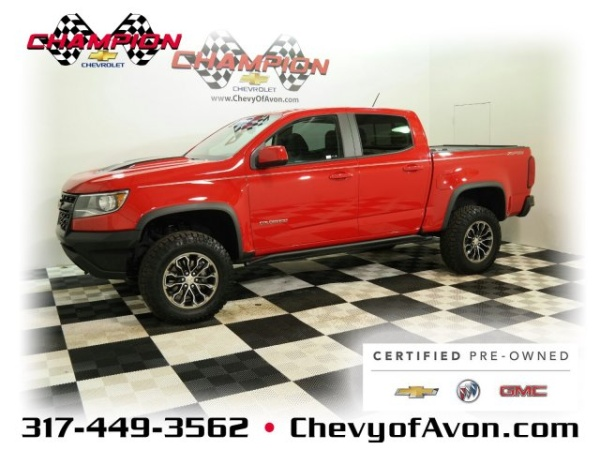 2018 Chevrolet Colorado in Avon, IN