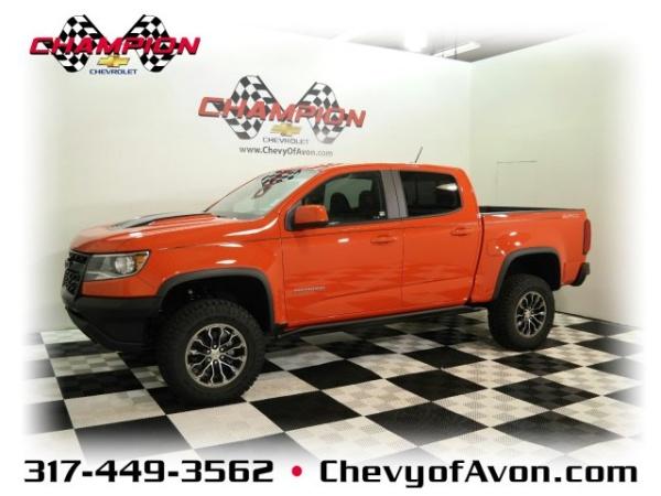 2019 Chevrolet Colorado in Avon, IN
