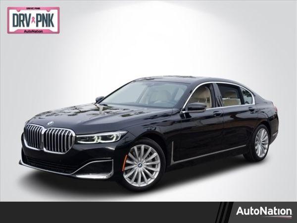 2020 BMW 7 Series in Las Vegas, NV