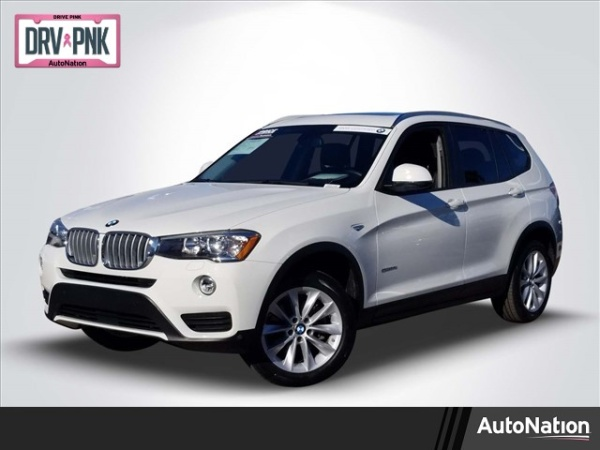 2017 BMW X3 in Las Vegas, NV