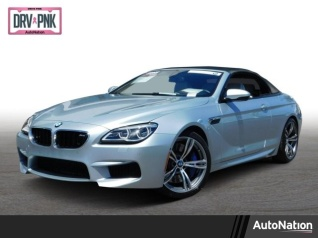 2017 Bmw M6 Convertible For In Las Vegas Nv