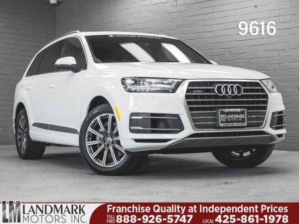 2017 Audi Q7 in Bellevue, WA
