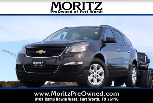 2015 Chevrolet Traverse in Fort Worth, TX
