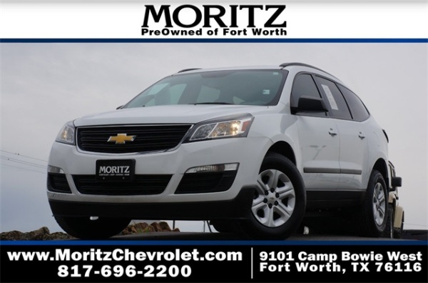 2016 Chevrolet Traverse in Fort Worth, TX
