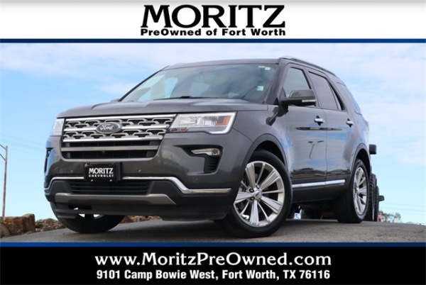 2019 Ford Explorer in Fort Worth, TX