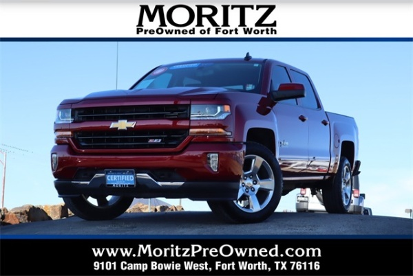 2018 Chevrolet Silverado 1500 in Fort Worth, TX