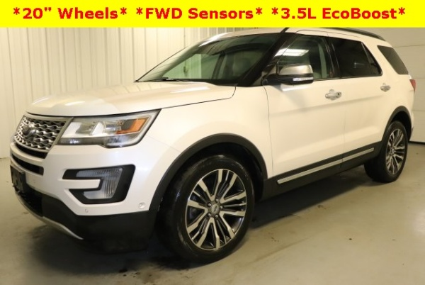 2017 Ford Explorer in Hicksville, OH