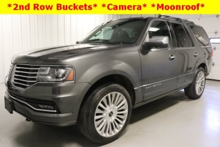 2017 Lincoln Navigator Select 4wd For In Hicksville Oh