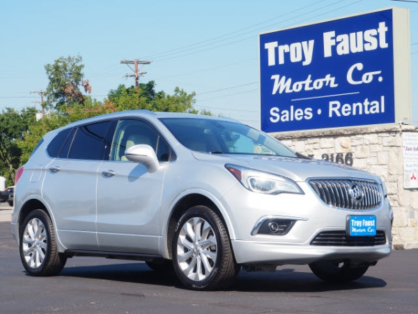 2016 Buick Envision in Kerrville, TX