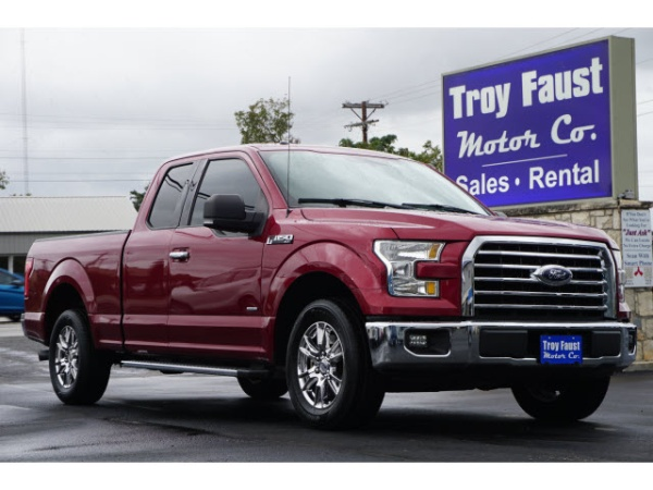 2015 Ford F-150 in Kerrville, TX