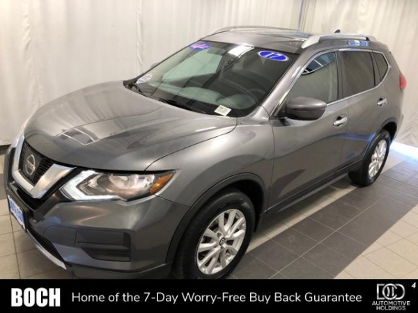 2017 Nissan Rogue in Norwood, MA