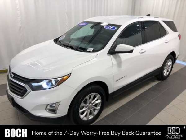 2018 Chevrolet Equinox in Norwood, MA