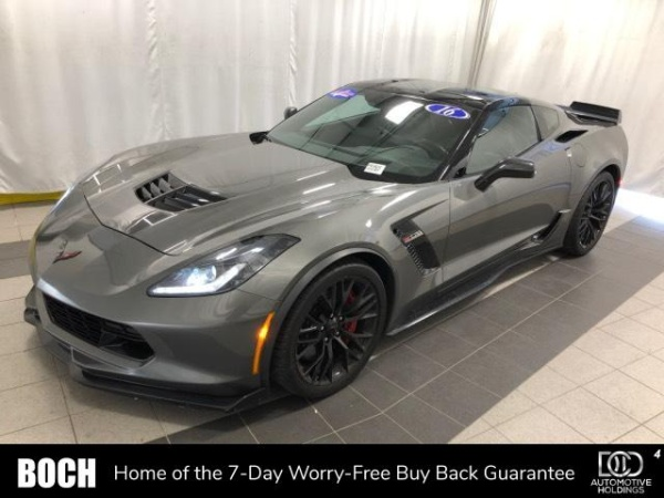 2016 Chevrolet Corvette in Norwood, MA