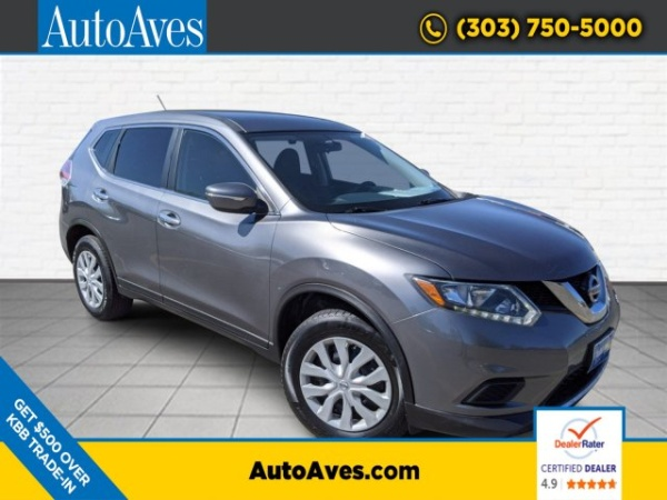 2015 Nissan Rogue in Lakewood, CO