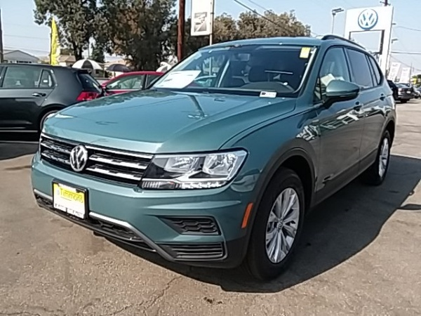 2019 Volkswagen Tiguan in Long Beach, CA