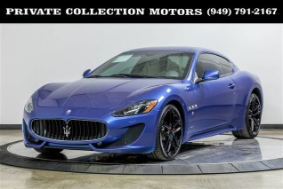 2016 Maserati Granturismo Sport Coupe For In Costa Mesa Ca
