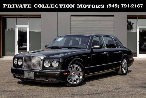 2005 Bentley Arnage RL