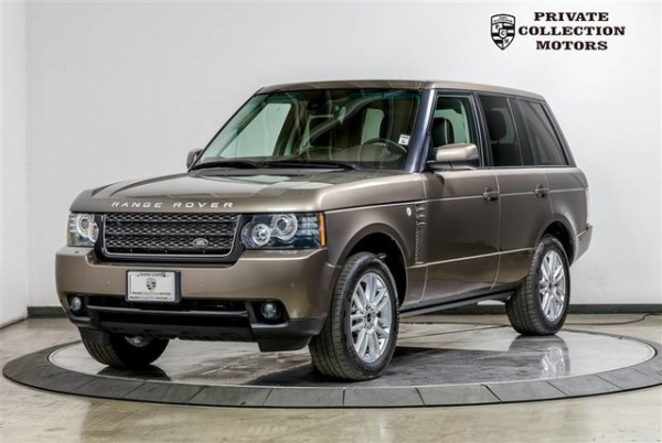 2012 Land Rover Range Rover in Costa Mesa, CA