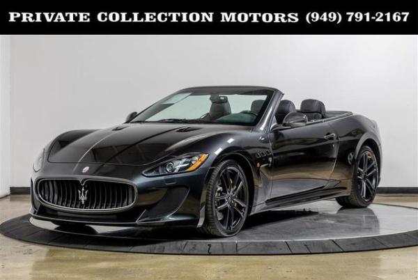 2017 Maserati GranTurismo in Costa Mesa, CA