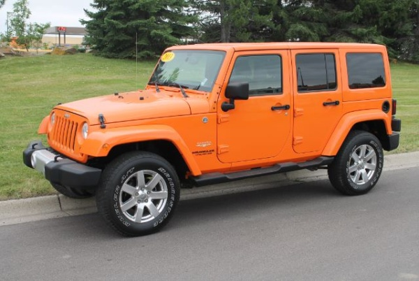 2013 Jeep Wrangler in Great Falls, MT