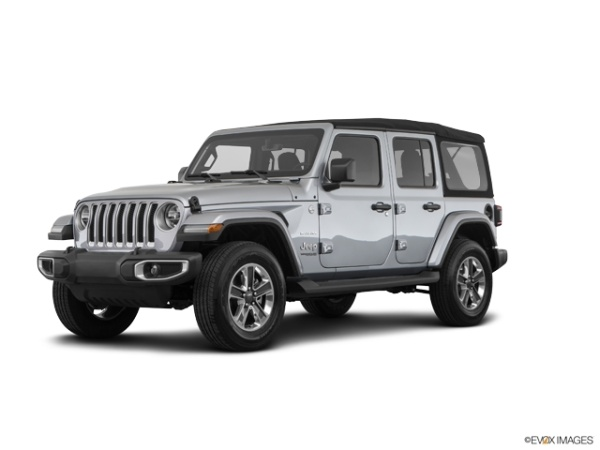 2020 Jeep Wrangler in Verona, NJ