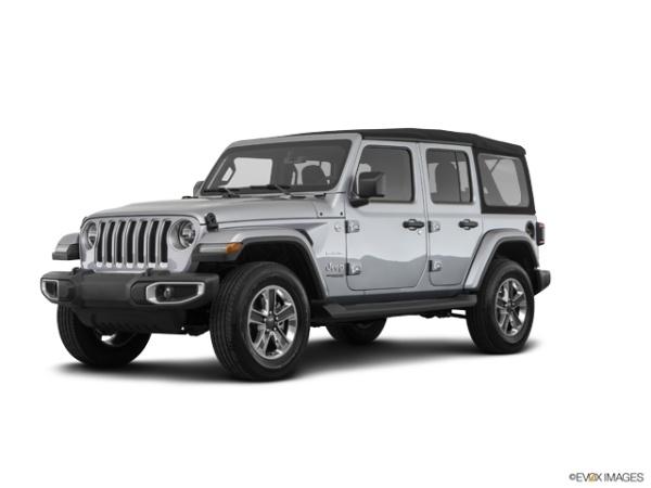 2020 Jeep Wrangler in Verona, NJ