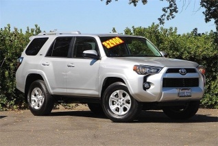 Used 2018 Toyota 4Runner SR5 RWD For Sale In Elk Grove, CA