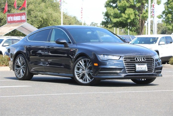2017 Audi A7 in Elk Grove, CA