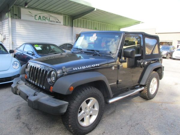 2008 Jeep Wrangler in Cary, NC