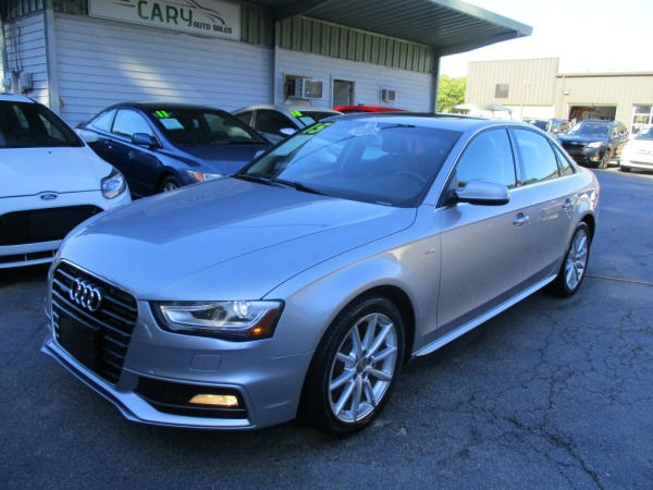 2015 Audi A4 in Cary, NC