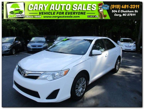 2014 Toyota Camry in Cary, NC