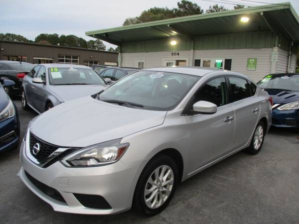 2018 Nissan Sentra in Cary, NC
