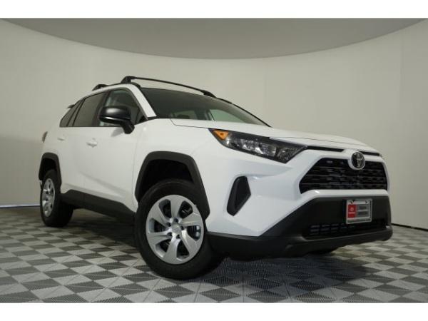 2020 Toyota RAV4 in Denton, TX