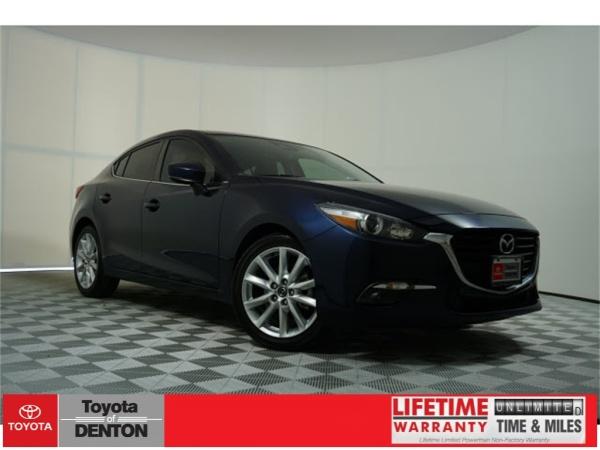 2017 Mazda Mazda3 in Denton, TX