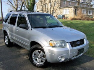 2007 Ford Escape Limited V6 Automatic 4wd For In Leesburg Va