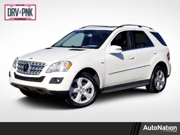 2011 Mercedes-Benz M-Class ML 350 BlueTEC