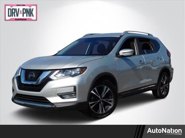 2018 Nissan Rogue in Las Vegas, NV
