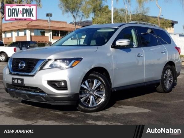2018 Nissan Pathfinder in Las Vegas, NV
