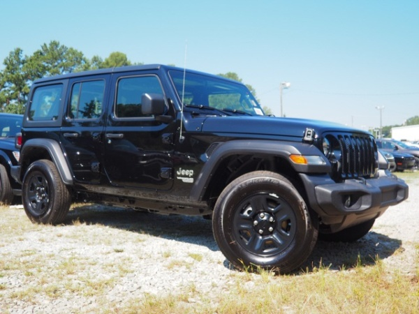 2020 Jeep Wrangler in Durham, NC