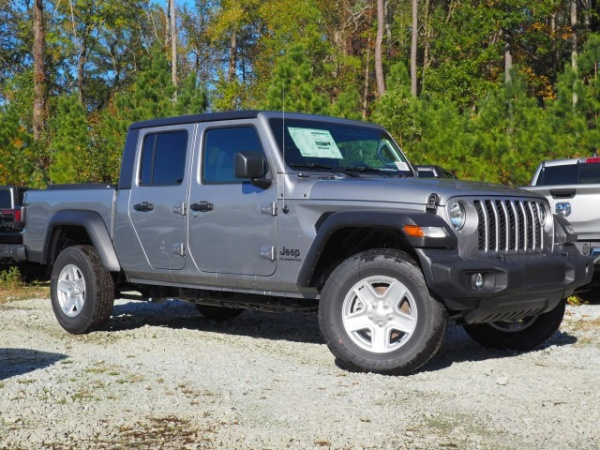 2020 Jeep Gladiator in Durham, NC