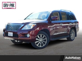 Used Lexus LX Lx-570 for Sale in North Las Vegas, NV | 5