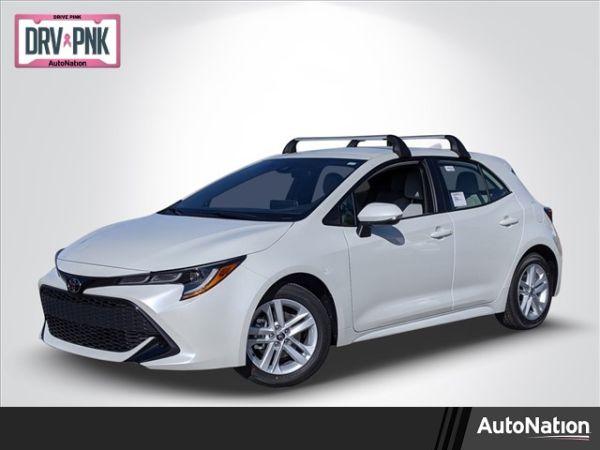 2020 Toyota Corolla Hatchback in Las Vegas, NV