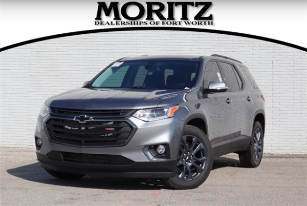 2020 Chevrolet Traverse in Fort Worth, TX