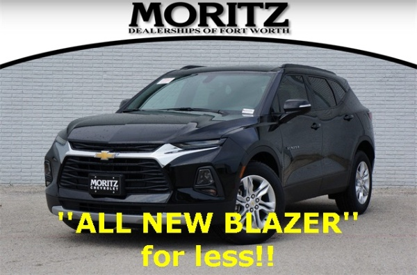2019 Chevrolet Blazer 2.5L Cloth