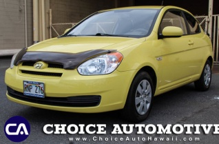 Used 2010 Hyundai Accent GS Hatchback Manual For Sale In Honolulu, HI