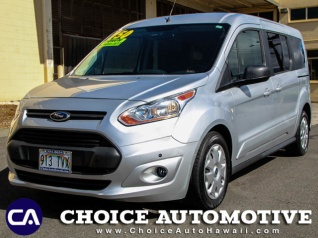 b812709b42 2016 Ford Transit Connect Wagon 4dr Wagon LWB XLT for Sale in Honolulu