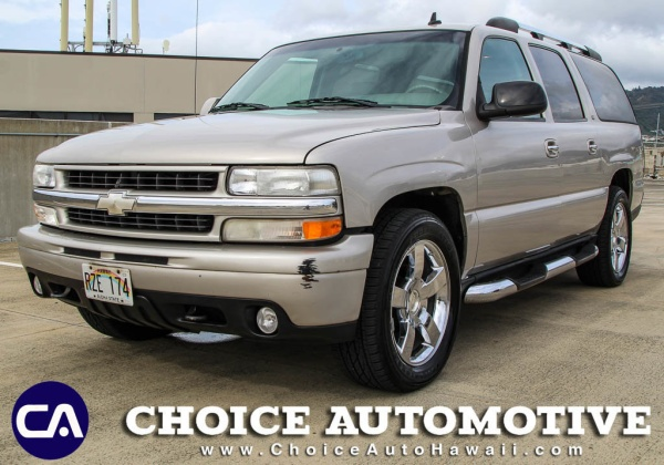 2006 Chevrolet Suburban 1500
